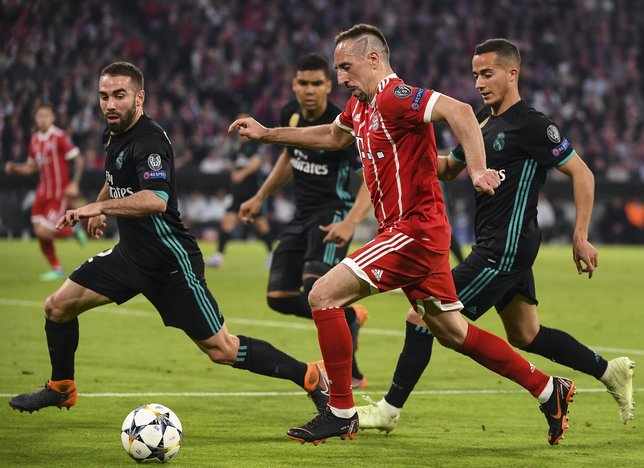 Bayern Münih 1-2 Real Madrid