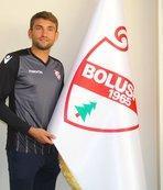 Boluspor'dan transfer açıklaması
