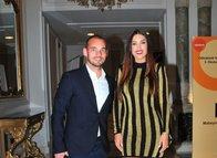 İşte Wesley Sneijder ile Yolanthe Cabua ayrılığının nedeni