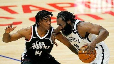 Brooklyn deplasmanda LA Clippers'ı devirdi!