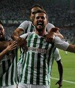 Konyaspor keyiflendi