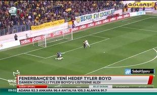 Fenerbahçe'de yeni hedef Tyler Boyd