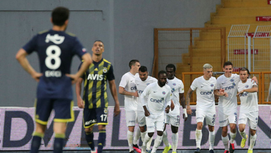 Kasımpaşa 2-0 Fenerbahçe   MAÇ SONUCU