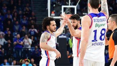 Lider Anadolu Efes'in konuğu Valencia Basket
