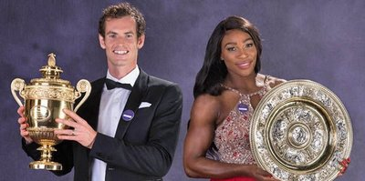Murray ve Serena Williams ilk sırada