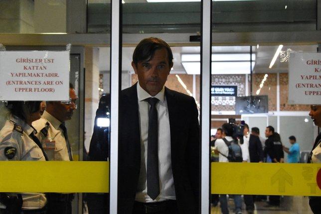 Fenerbahçe'ye Konya'da coşkulu karşılama!
