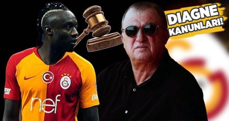 İşte Galatasaray'ın Diagne dönerse uygulayacağı 4 alternatif plan!