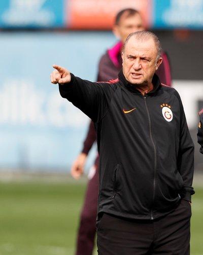 Galatasaray'ın Kayserispor 11'i!