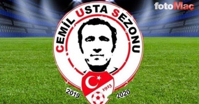 İşte Süper Lig'de haftanın ve ayın en iyi 11'i