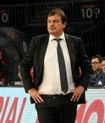 """Ergin Ataman: """"Kazanmak için maçın sonuna kadar mücadele edeceğiz"""""""