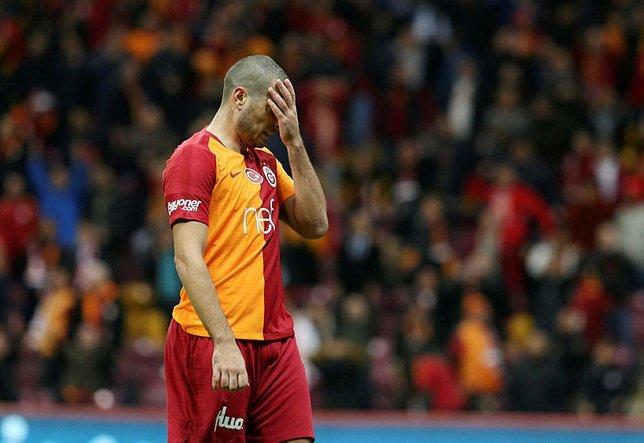 Eren Derdiyok'un performansı tepki alıyor