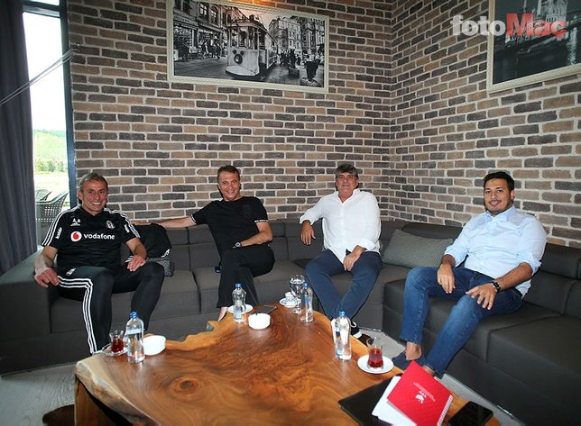 Beşiktaş transfere hızlı girdi! Fenerbahçe... Son dakika haberleri