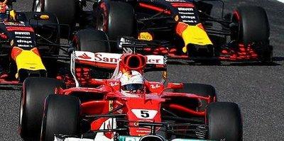 Formula 1 başlıyor