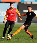 Galatasaray, U 21 Takımı ile karşılaştı