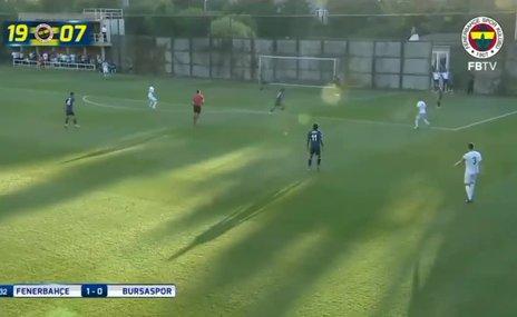 Vedat Muriç'in ikinci golü