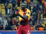 Galatasaray'da Mitroglou'dan sonra bir şok da Diagne'den!