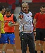 Göztepe'nin hentbolda konuğu Beşiktaş