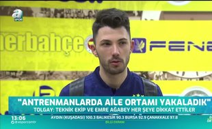 Tolgay Arslan: Sezonu kupayla bitirmek istiyoruz