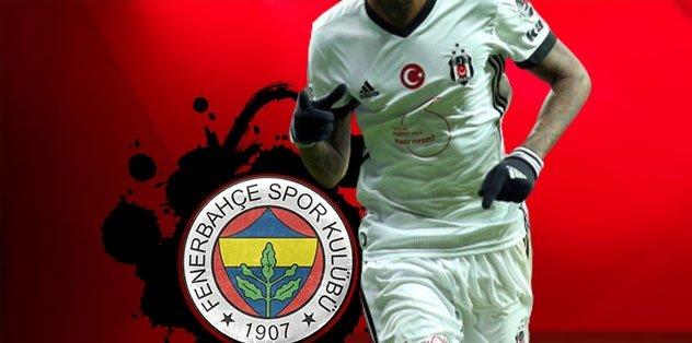 Yılın transferi çok konuşulacak! Beşiktaş'ın eski yıldızı Fenerbahçe'ye