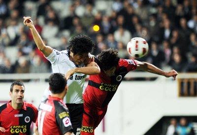 Beşiktaş - Gençlerbirliği (Spor Toto Süper Lig 29. hafta mücadelesi)