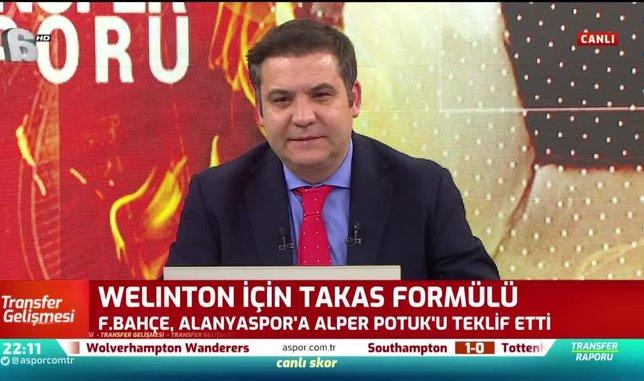 Fenerbahçe'den flaş takas teklifi! Alper Potuk...