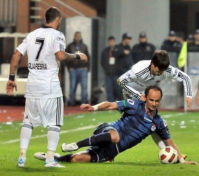 Beşiktaş - Kasımpaşa (Spor Toto Süper Lig 28. hafta mücadelesi)