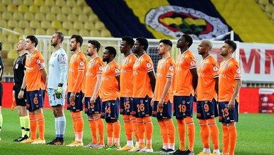 Son dakika spor haberi: Medipol Başakşehir'de üç eksik! Fenerbahçe maçında yoklar