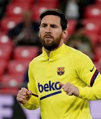 City'nin gözü Messi'de!