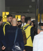 Fenerbahçe kafilesi Konya'da