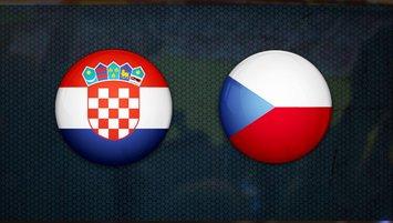 Hırvatistan - Çekya | CANLI