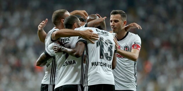 Beşiktaş 2 attı 3 aldı