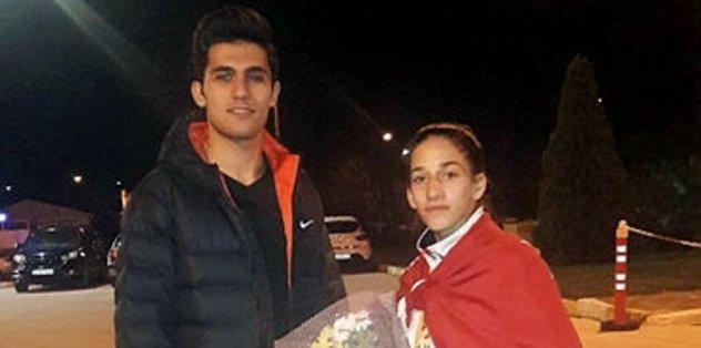 13 yaşında Balkan Şampiyonu oldu