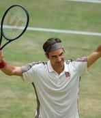 Federer Halle Açık'ta 10. kez şampiyon