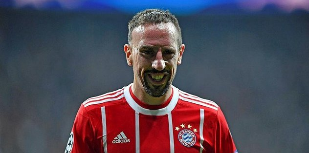 Franck Ribery Galatasaray'a geri dönüyor! Haber gönderdi...
