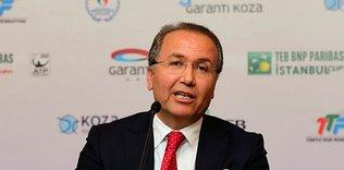 TTF Başkanı Durmuş'tan, Yerlikaya'ya ziyaret