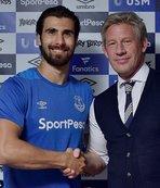 Everton Barcelona'dan Andre Gomes'i transfer etti