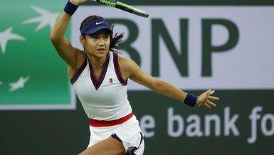 Emma Raducanu Dünya Tenis Şampiyonası'na katılacak