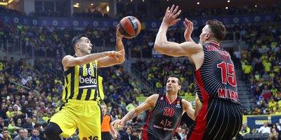Fenerbahçe Beko THY Avrupa Ligi'nde ALBA Berlin'e konuk olacak