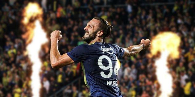 MAÇ SONUCU | Fenerbahçe 2-1 Ankaragücü MAÇ ÖZETİ