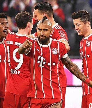 Bayern'de kabuk değişimi