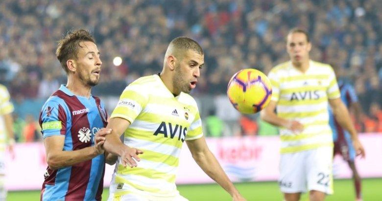 Fenerbahçede Slimani gerçeği!
