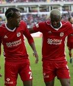 Sivasspor'un gollerinde Kone imzası