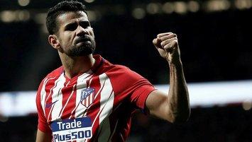 Costa'da işler karıştı! Kartal'a transferde iki rakip