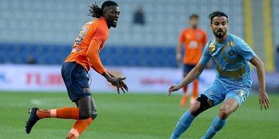 Basaksehir claim top spot in Turkish league