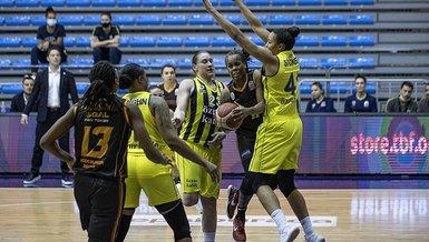 Fenerbahçe Öznur Kablo Galatasaray 70-57 (MAÇ SONUCU - ÖZET)
