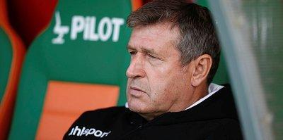 Süper Lig'de bir teknik direktörle daha yollar ayrıldı