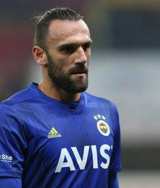 Son dakika: Fenerbahçe'den Vedat Muriqi'nin sakatlığı konusunda açıklama!
