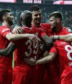 Antalyaspor'a Beşiktaş morali