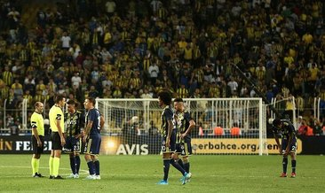 Fenerbahçe 0-1 Antalyaspor | MAÇ SONUCU