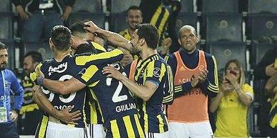 Fenerbahçe'de kupa 11'i sahada